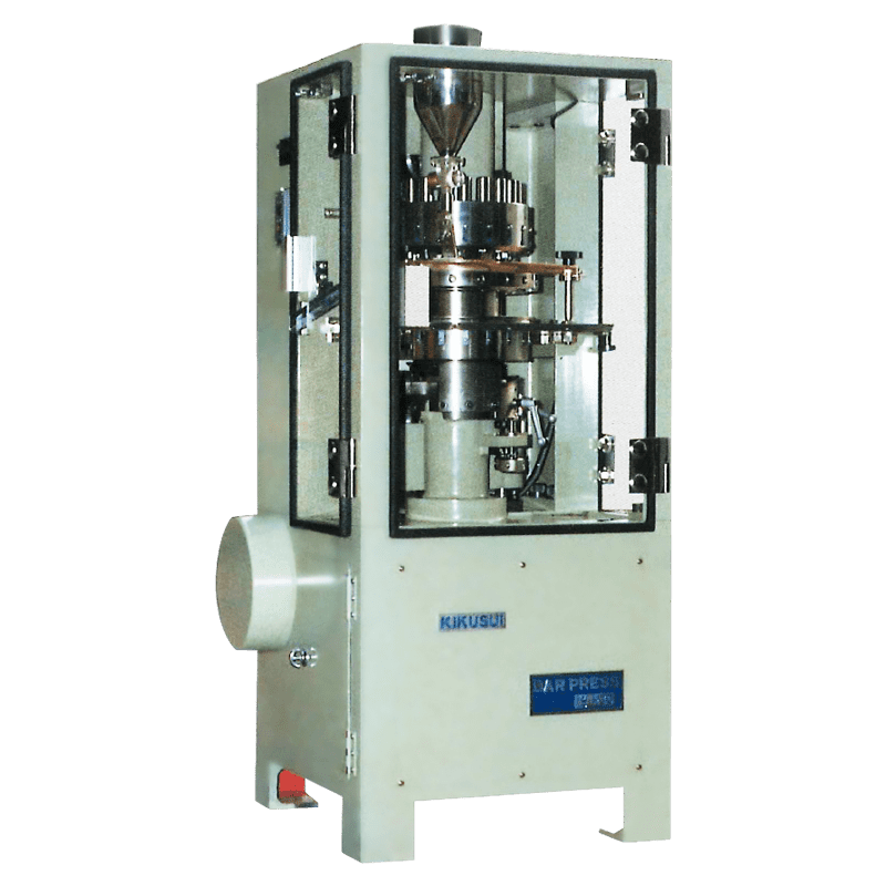 A Series Rotary Powder Molding Machine