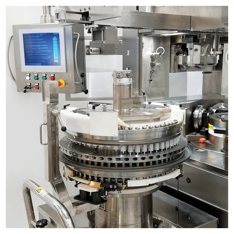 AQUARIUS G-K High-speed Double-sided Rotary Tablet Press